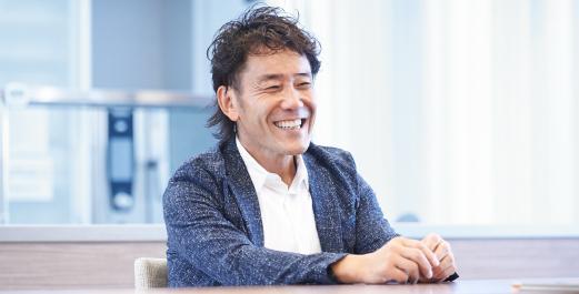 人の森株式会社 代表取締役<br>加藤 政徳