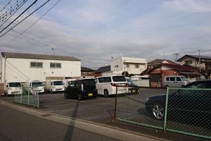 倉見第一駐車場(アスファルト舗装)